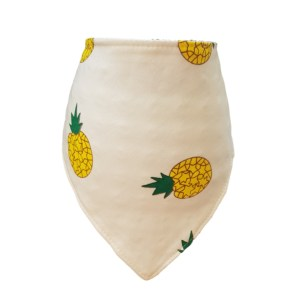 pineapple punch bib