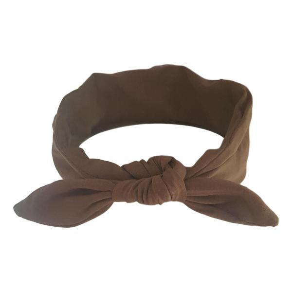 Brown Hair Wrap