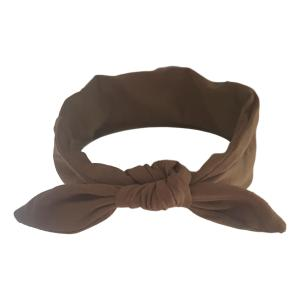 Brown Hair Wrap
