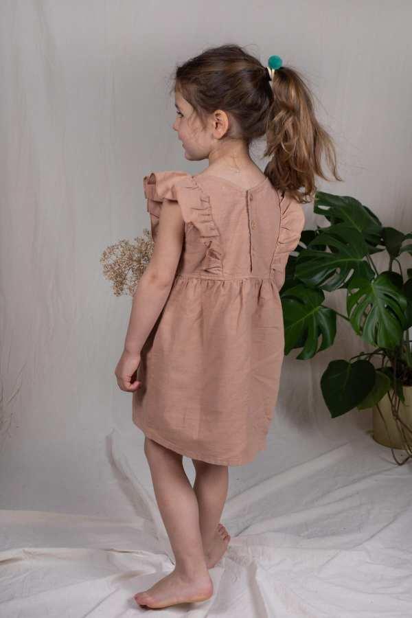Tragebild: Tunikakleid für Kinder