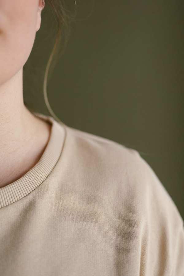 Sweater in sand für Frauen