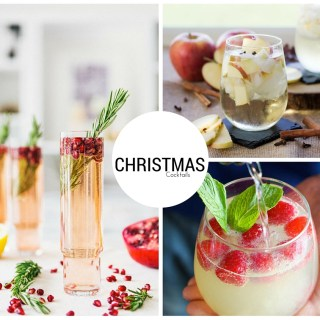 Frankie's Features {Christmas Cocktails}