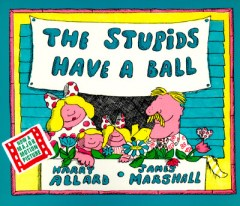The-Stupids-Have-a-Ball-9780395361696