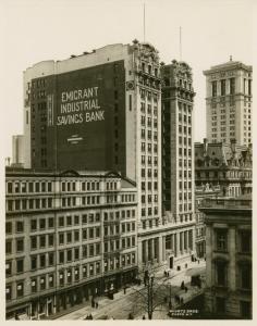 Emigrant Bank - NYPL
