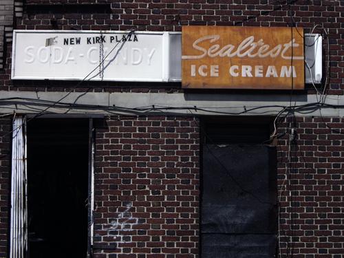 Newkirk Sealtest - Newkirk Plaza, Brooklyn
