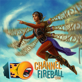 Channel Lepore – Kaladesh Draft #2