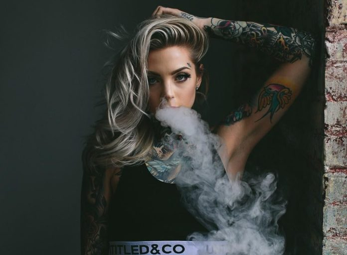 Madison Skye - The Art of Vapor