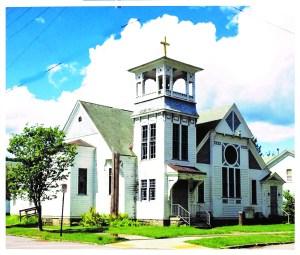 Old Lutheran Church 2017