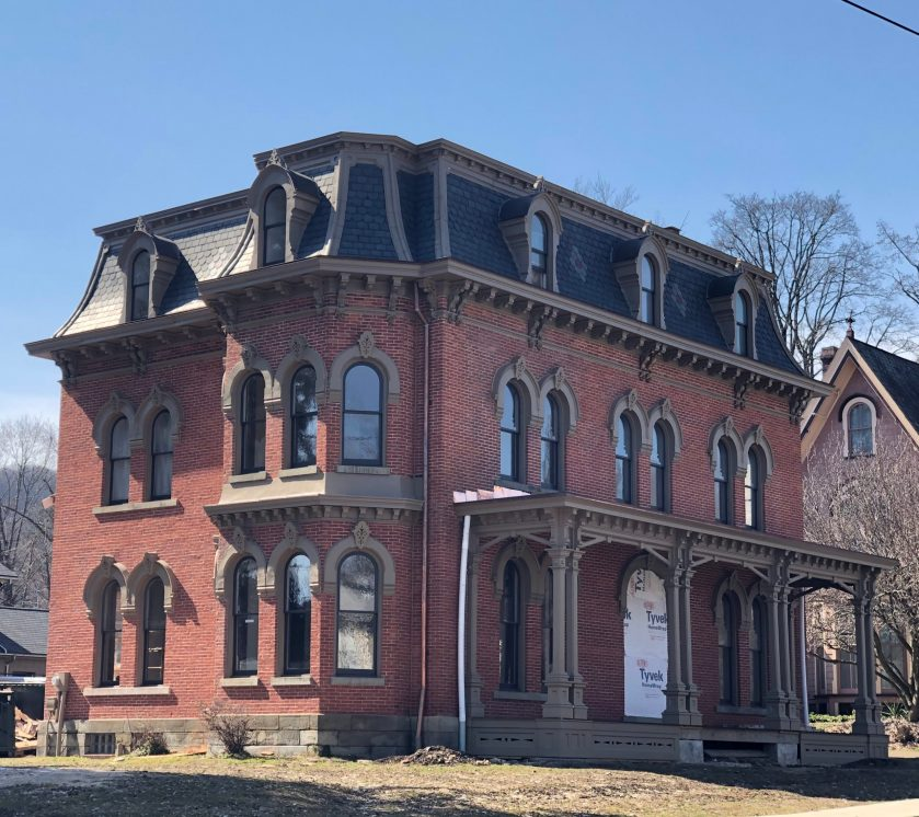 Samuel Dale House, Franklin PA