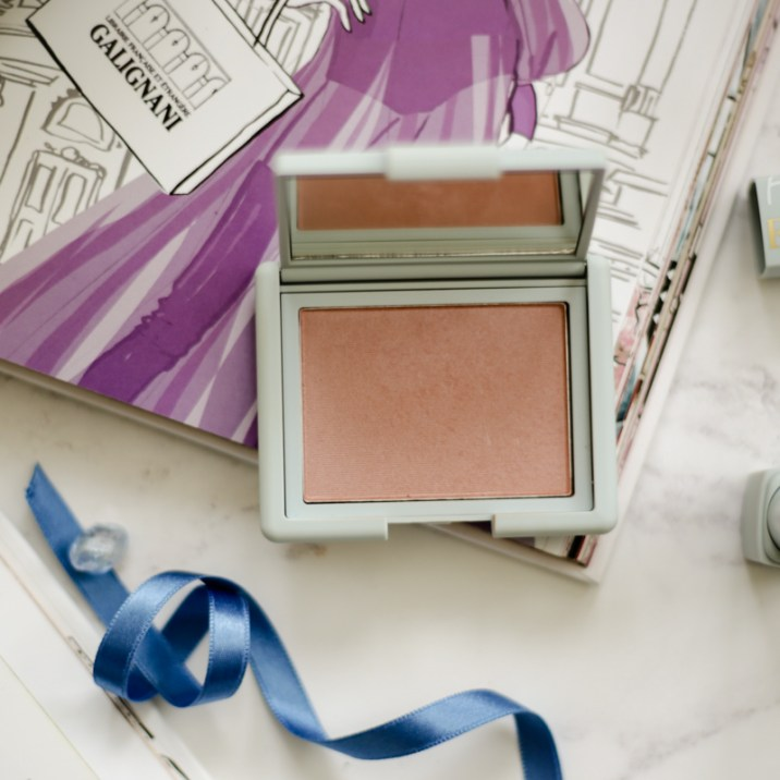 Ticking Off Some Items From My Wishlist | close up Nars X Erdem Collection Loves Me Not blusher _