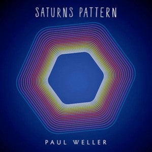 Saturns Pattern Album Cover