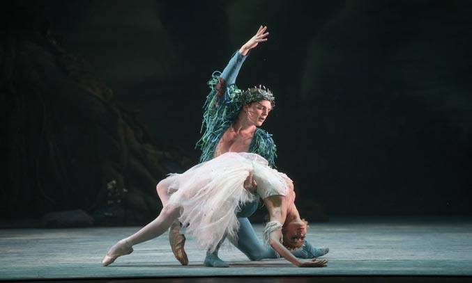 Birmingham Royal Ballet's SHAKESPEARE DREAM BILL