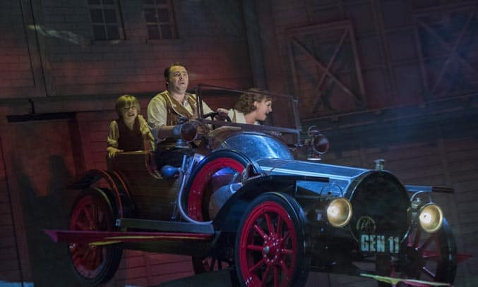 CHITTY CHITTY BANG BANG UK Tour