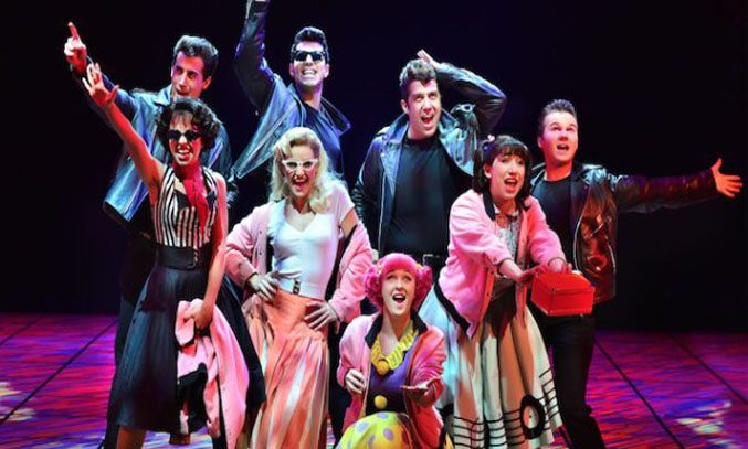 Grease 2017 UK Tour