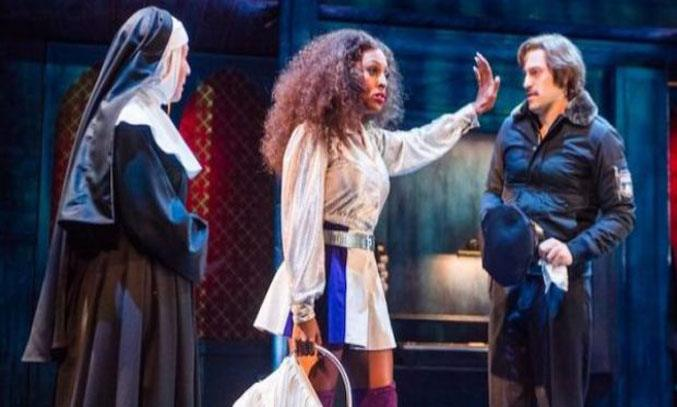Sister Act UK Tour 2016