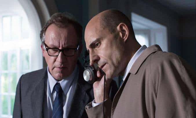 Mark Strong as Chief Inspector Max Vernon in 6 DAYS