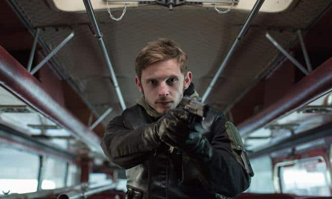Jamie Bell as Rusty Firmin in 6 DAYS