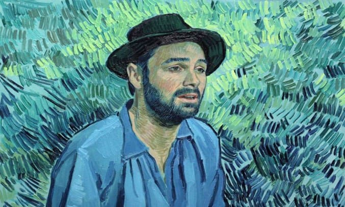 Aidan Turner in Loving Vincent (2017)