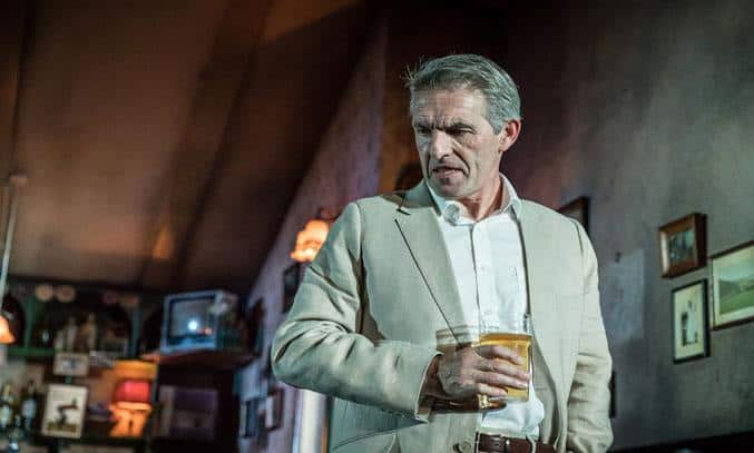Louis Dempsey as Finbar in THE WEIR UK Tour