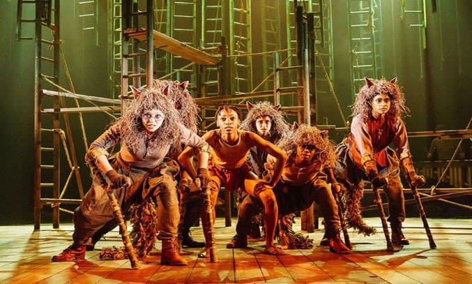 The Jungle Book UK Tour