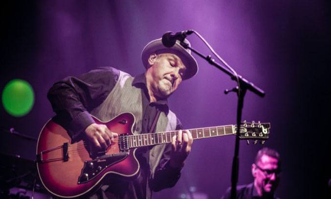 Paul Carrack UK Tour 2016