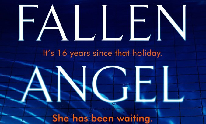 FALLEN ANGEL by Chris Brookmyre