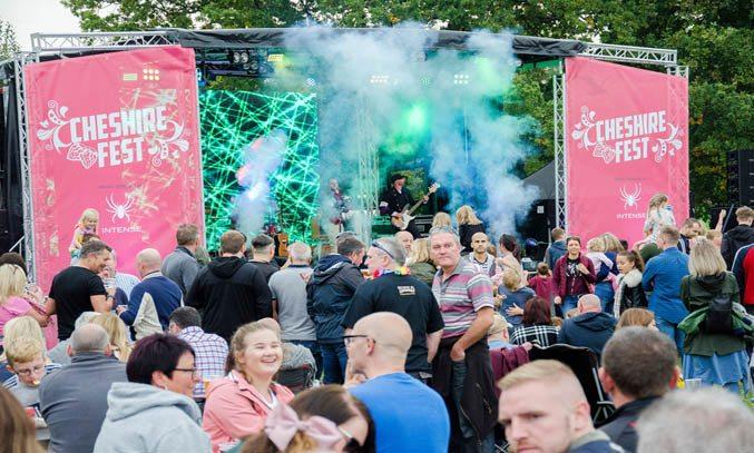 Cheshire Fest