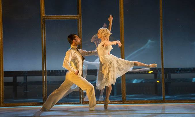 Northern Ballet THE GREAT GATSBY