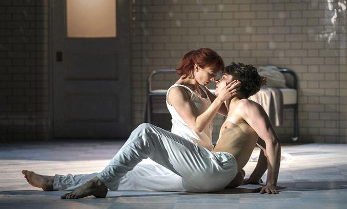 Matthew Bourne's ROMEO AND JULIET. Photo Credit: Johan Persson