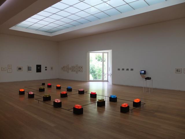 Ausstellungsansicht, Silvestre Pestana