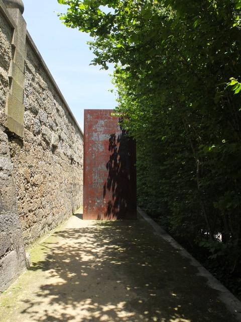 Richard Serra, Walking is measuring, Fundação Serralves