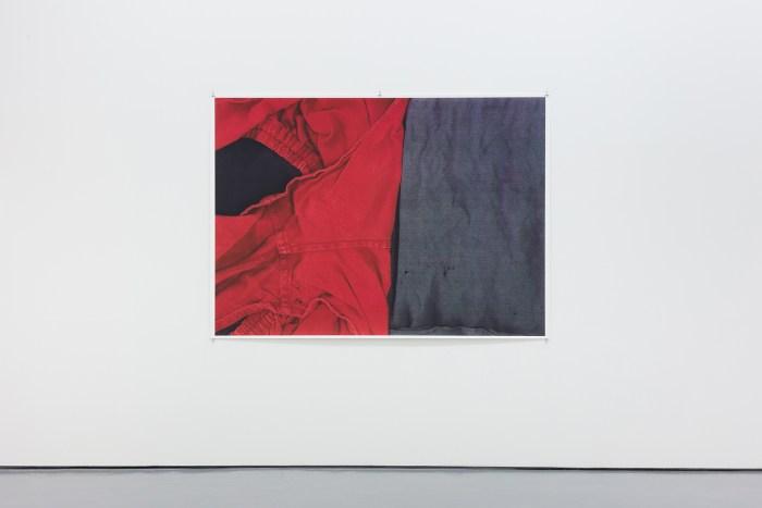 WOLFGANG TILLMANS Extra Dry II, 2 009 unframed inkjet print 138 x 205 cm © Wolfgang Tillmans, courtesy Maureen Paley, London