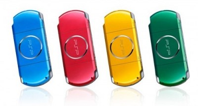 Photo of 4 new colors for PSP