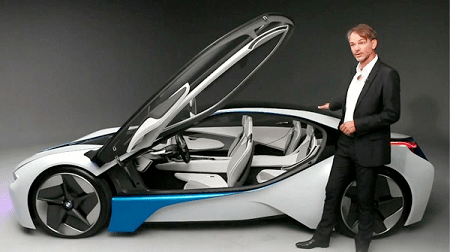 Photo of BMW Vision Efficient Dynamics