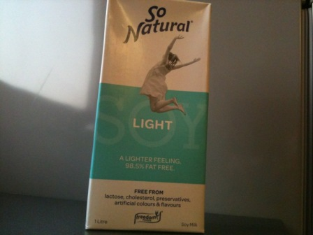"Photo of The ""Real"" Milk !"