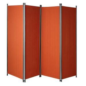 4-teiliger Paravent »Swingtex«, 220 x 165 cm