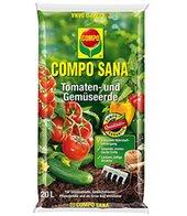 COMPO SANA&reg, Tomaten- und Gemüseerde,20 l