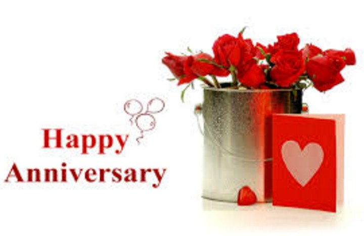 Lovely happy marriage anniversery status for husband