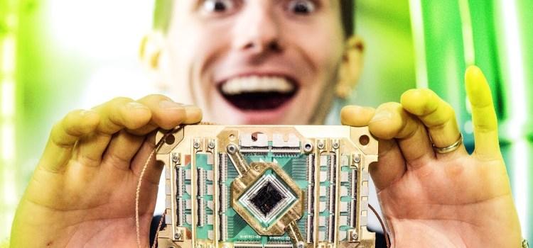 Unboxing a Quantum Computer