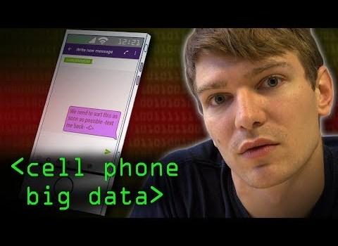 Cellphones & Big Data