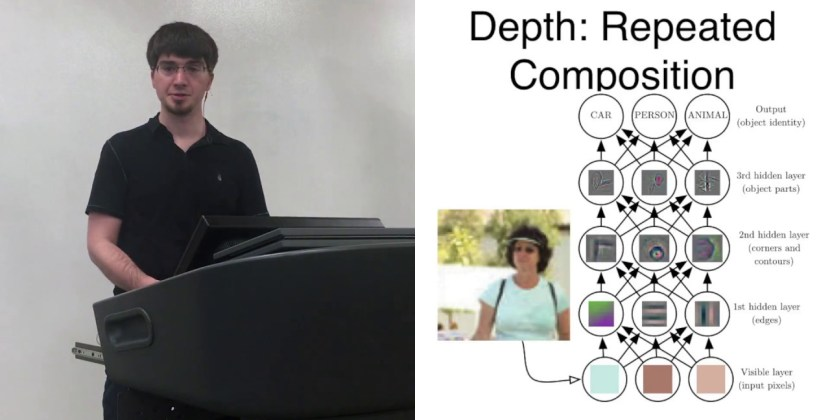 Deep Learning Lecture by Ian Goodfellow