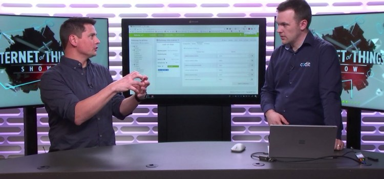 Building IoT Applications with Azure IoT Edge Case Study