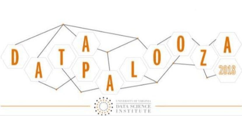 Live from University of Virginia's Datapalooza