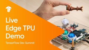 Edge TPU live demo: Coral Dev Board & Microcontrollers (TF Dev Summit '19)