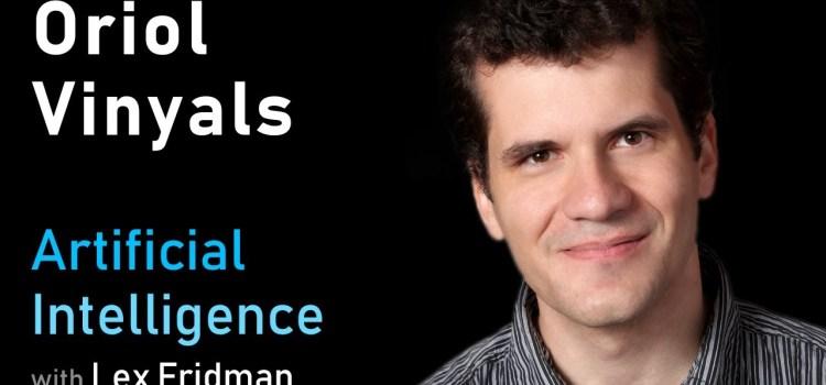 Oriol Vinyals on DeepMind AlphaStar, StarCraft, and Language