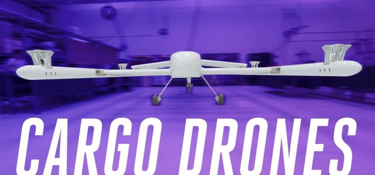 Rise of the Cargo Drones