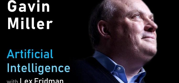 Lex Fridman Interviews Gavin Miller of Adobe Research
