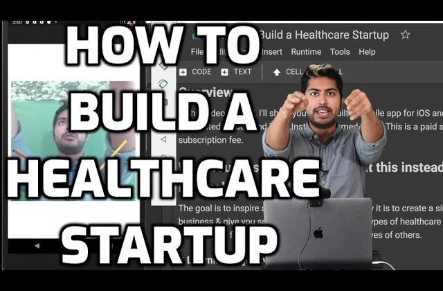How to Build a Healthcare Startup