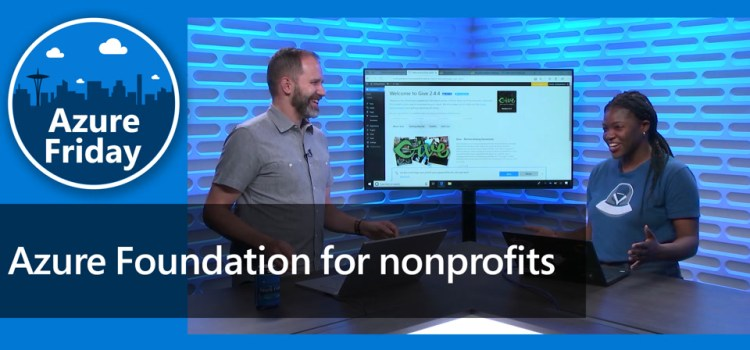 Azure Foundation for Non-Profits