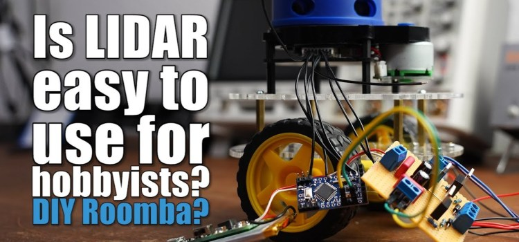 Is LIDAR Easy to Use for Makers?